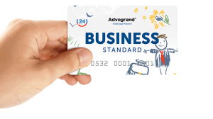 Advogrand Standard Business рука миниатюра