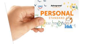 Advogrand Standard Personal Рука черта