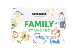 Карта Advogrand Standard Family (Адвогранд Стандарт Семейная)