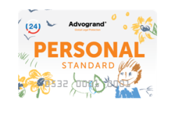Карта Advogrand Standard Personal (Адвогранд Стандарт Персональная)