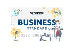 Карта Advogrand Standard Business (Адвогранд Стандарт Бизнес)